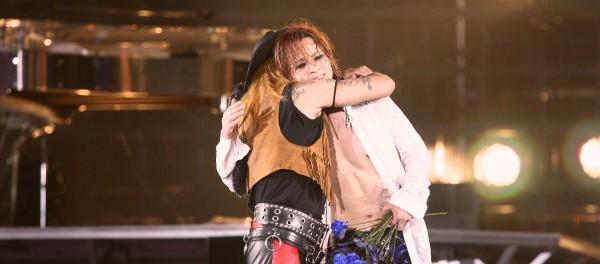 TAIJIさんの命日にX JAPANのYOSHIKIがTAIJIさんとの最後のステージ写真を公開