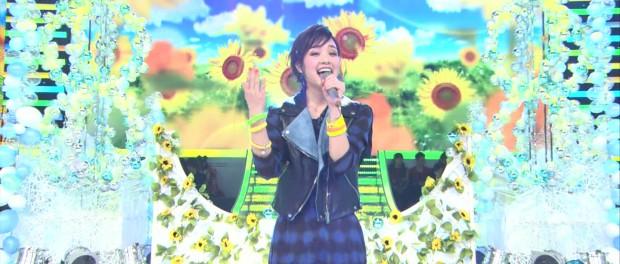【動画あり】剛力彩芽、デビュー曲がレコチョク&iTunesで1位に!Mステで生歌を披露し大反響