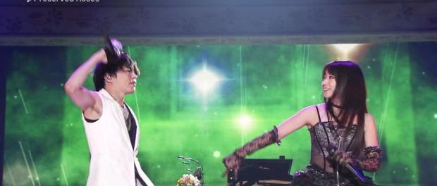【画像24枚】FNSうたの夏まつり2013 T.M.Revolution×水樹奈々×小室哲哉×浅倉大介 コラボ【動画】