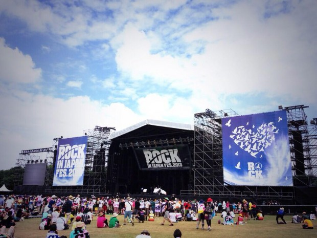 ROCK IN JAPAN FES.2013