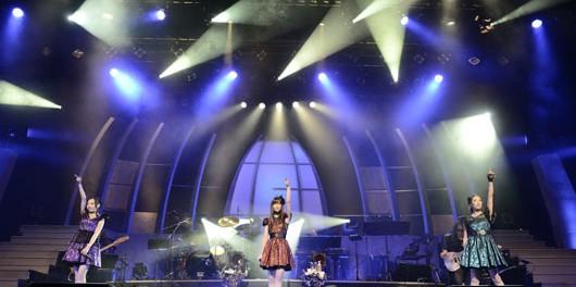 『Kalafina』 全国ツアーラストは観客5000人総立ち!
