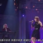 【動画】華原朋美が小室哲哉と「FNSうたの夏まつり」でニアミス