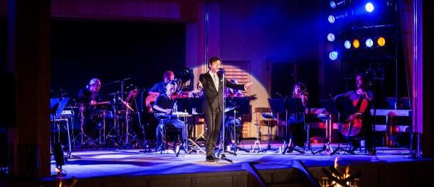 藤井フミヤ「心地良いです」…伊勢神宮でポップス歌手として史上初めて開催したコンサートで「TRUE LOVE」など9曲を披露