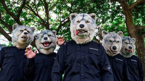 オオカミバンド・MAN WITH A MISSIONがソニー・ミュージックレコーズに移籍「大キナ野望ト共二下シタ決断」
