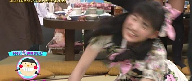 【画像】フジテレビ27時間テレビで加藤がまゆゆ顔面蹴り放送事故 → 炎上【動画】