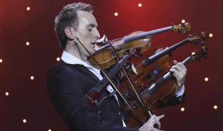 【驚愕】 とあるヴァイオリニスト が ギネス記録 に 挑戦 !!!!!! これは凄まじい ・・・