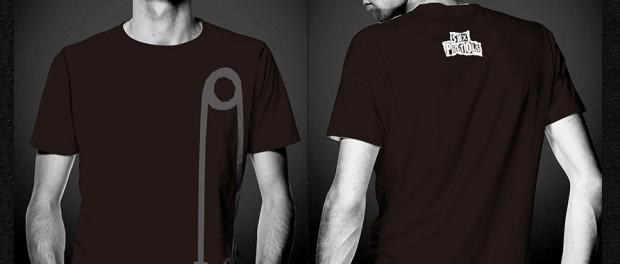 ユニクロのSex PistolsのTシャツ買ったったwwwwwww