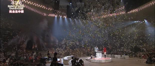 【悲報】 AKBじゃんけん大会の視聴率 7.5% wwwwwwwww