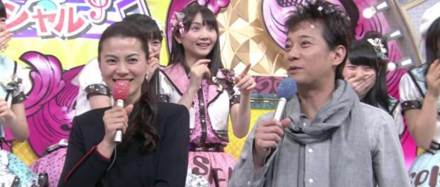 【テレビ】SMAPの中居正広「1年半どうもありがとうございました」…TBS系音楽バラエティー番組『火曜曲!』最終回