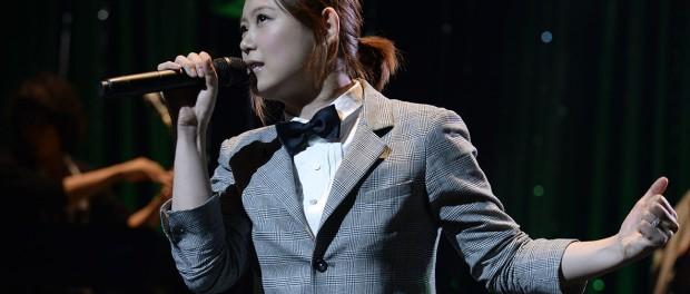 【ライブ】絢香が1年ぶりとなる全国ツアースタート…「三日月」や「I believe」など全21曲を熱唱