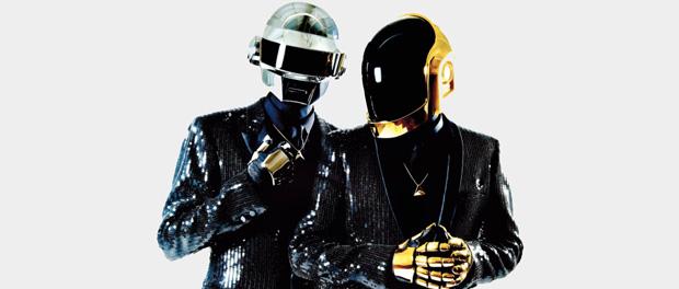 Daft Punkはおっさんにも分かるディスコサウンドだよな