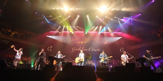 【ライブ】寺岡呼人が主催するライブイベント「Golden Circle Vol.18 ~」に桜井和寿、ゆず、奥田民生、小田和正が出演【動画】