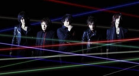 LUNA SEA、11月13日リリースの新曲「乱」がテレビ朝日系で10月スタートの『都市伝説の女』で13年ぶりドラマ主題歌