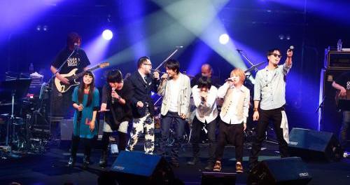 尾崎豊さん追悼公演DVD「集まれOZAKI~OSAKA OZAKI NIGHT~」で長男の裕哉さんが「卒業」を熱唱