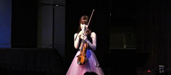 初音ミクさんが人間ごときに惨敗 消失をバイオリンで弾いてみたが神すぎワロタ