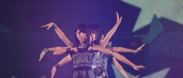 川島海荷でお馴染みの9nine… GirlsAwardで女子の心を鷲掴み!「やばい!可愛い!」大興奮