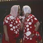 仙台貨物のライブに上島竜平がサプライズ登場…全国ツアーの最終公演で「サタデーナイトゲイバー」など21曲を熱唱