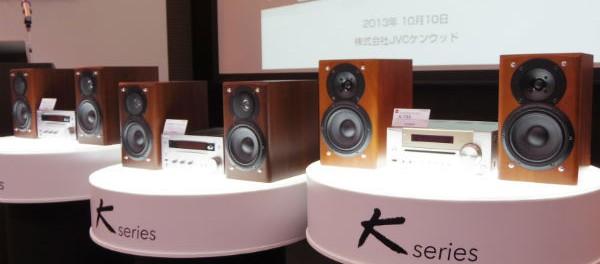 ケンウッド、K2テクノロジー採用でCDもマスター音源の音へ–新「Kseries」