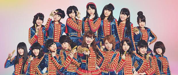 【オリコン】AKB48がB'z超え!新曲「ハートエレキ」が初日102万枚で14作連続ミリオンwwwwwwwwwwwwww