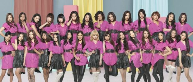 E-girlsとかいうアイドルグループに加入した子が微妙すぎるwwwwwwwwwwwwww