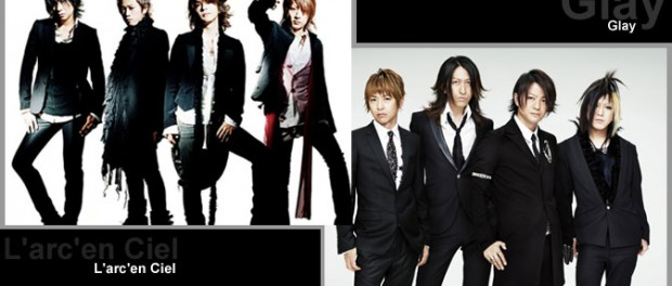 GLAY vs L'Arc~en~Ciel