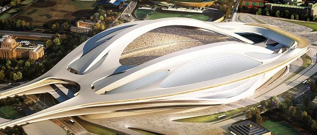 【朗報】新国立競技場では、コンサートが増える?「サッカーの代表戦とコンサートでしか使えなくなる」との声
