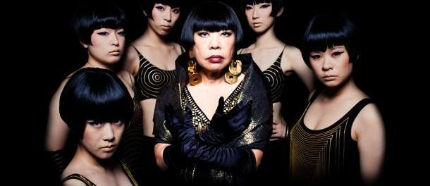 アイドルグループBiSにコシノジュンコが加入www存在感ありまくりんぐwwwwww(画像あり)