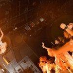 後藤まりこ「ボクは1人でライブしてるんと違う。共有したいんや」…鬼束ちひろと渋谷クアトロで熱演披露