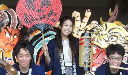 現役女子大生シンガーSerenaが青森で初学園祭ライブ!「来年はねぶたで」