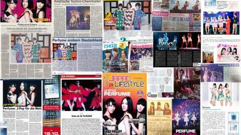 "Perfume、世界14ヵ国でCD発売!欧米人気の理由は""ライブと黒髪"""