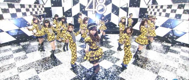 【オリコン】AKB48、新曲「ハート・エレキ」でシングル20作連続首位 女性グループ初の快挙(AKB48 Mステ ハートエレキ 動画あり)