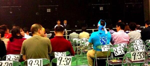 【画像】関西大学の学園祭で℃-uteのライブガラガラすぎわろ・・・えない