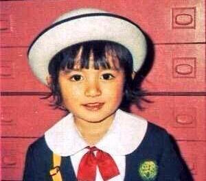 【画像】ジャニーズを辞めた田中聖さん、小さい時の写真をうp 女の子にしか見えんwww