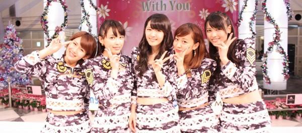 ℃-ute、COUNTDOWN JAPAN出演決定。AKBももクロのせいで低レベル化したアイドル界を救う救世主となるか