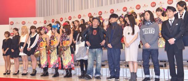 2013紅白出場歌手決定!泉谷しげる、NMB48、サカナクションら初 高橋真梨子、ゆず、T.M.Rなど復帰 モーニング娘。は落選