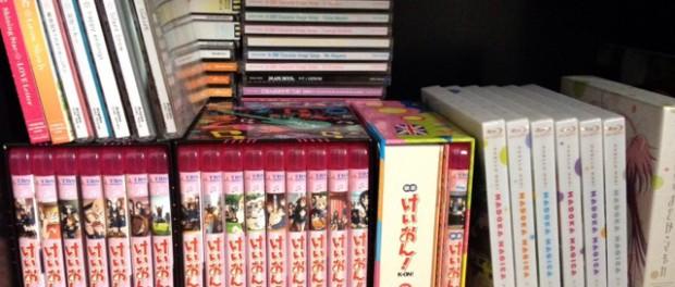 お前らのCD・DVD・BDの棚見せてくれ