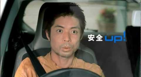 久保田利伸ばりに「ポンポン」唄いながら街歩いてたら