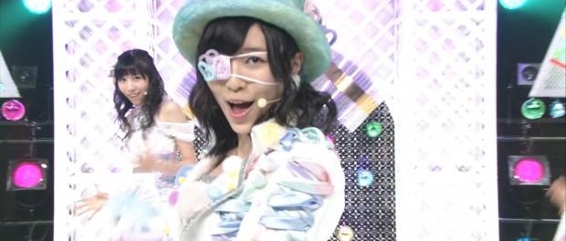 【わかってた】SKE48・松井珠理奈、体調不良で15日握手会欠席 Mステに眼帯姿で出演していた