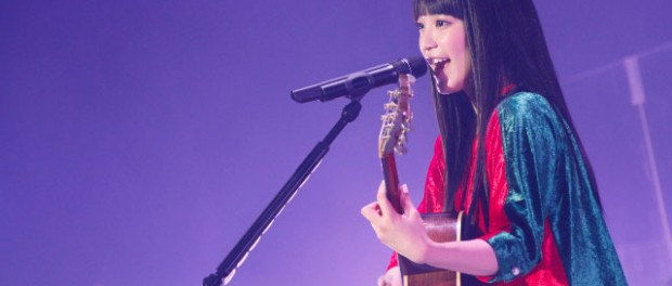 miwa、単独ライブ!2700人のファンが熱狂…2014年3月に初の東京・代々木第一体育館公演開催を発表