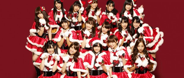 AKBも印象に残るクリスマスソングを作って欲しい。