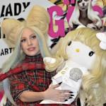 「日本のことは大好きだから支援を続けたい」米人気女性歌手のレディー・ガガ