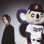 L'Arc-en-Cielのyukihiro、愛するドアラとのコラボカレンダー「ドアラルクカレンダー」発売決定!