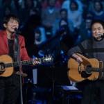 小田和正、ミスチル桜井と初の共作曲「パノラマの街」を披露…TBS系で12月25日放送の『クリスマスの約束2013』