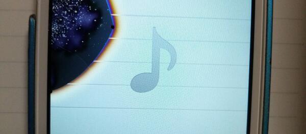 【衝撃画像】iPodを落としたら、天体観測できるようになった