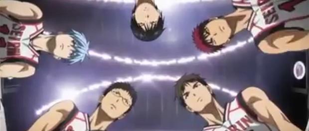 【悲報】黒子のバスケ新OPが絶望的にダサい