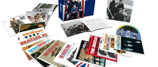 ビートルズ、米国盤ついに復刻!「イエスタデイ・アンド・トゥデイ」の幻のジャケットも封入