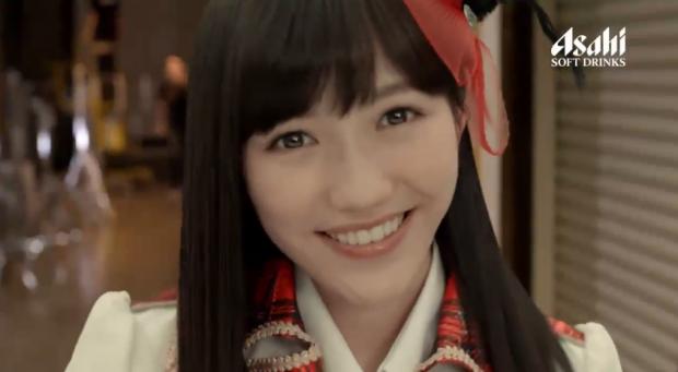 AKB48 WONDA キャンペーン「WONDAの先に」1月編 CM 15秒 - YouTube (1)
