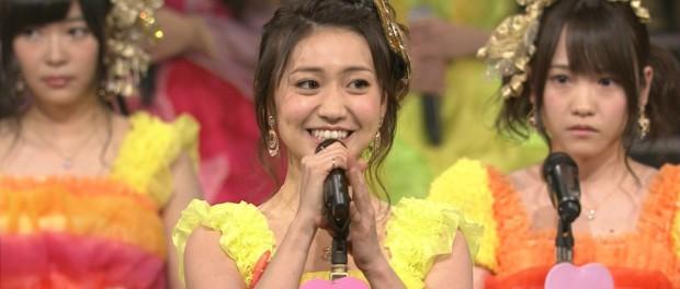 紅白での大島優子AKB48卒業発表を見ていたNHK会長「卒業って何??」