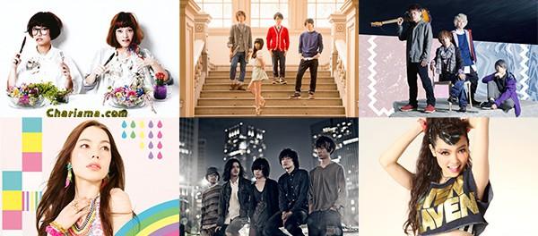 iTunesがネクストブレイク新人アーティストを発表…USAGI、Ailee、charisma.com、KEYTALK、TANAKA ALICE、 新山詩織、banvox、fhana、安田レイなど12組