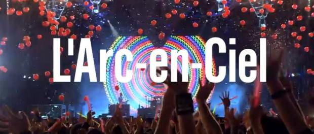 L'Arc~en~Cielの国立ライブのチケットどうやって取ればいいんだよwww